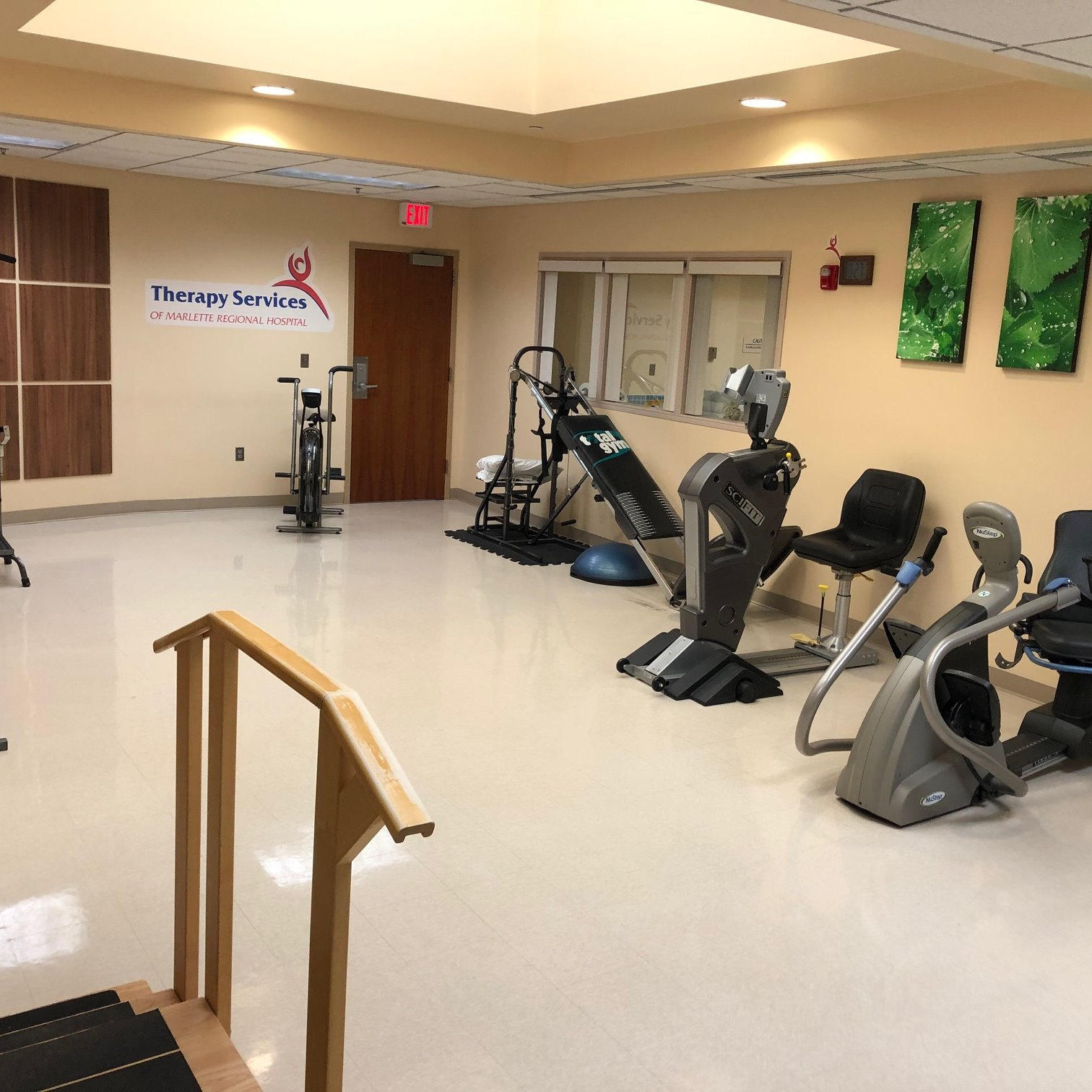 Therapy Services of Marlette Regional Hospital Image